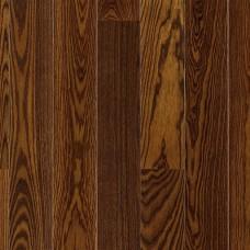 Паркетная доска Tarkett Ясень Коньяк термо коллекция Tango 550058005 2215 x 164 x 14 мм