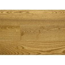 Инженерная доска AlpenHolz Французская елка Proffi Ясень Золотой Топаз (Ясень Goldene Topas) 130 x 15 мм