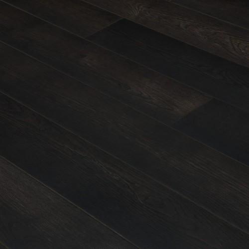 Инженерная доска AlpenHolz Ясень Темный Пейнит (Ясень Dunkel Payne) коллекция Proffi 130 x 15 мм