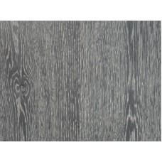 Паркетная доска Timberwise коллекция Однополосная Дуб Dark Карбон Белый брашированный 185 мм