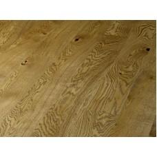 Паркетная доска Timberwise коллекция Однополосная Дуб рустик Антик Коричневый брашированный 185 мм