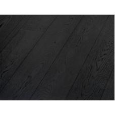 Паркетная доска Timberwise коллекция Однополосная Дуб рустик матовый Венге брашированный 185 мм
