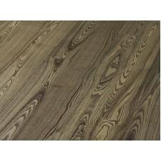 Паркетная доска Timberwise коллекция Однополосная Ясень оливковый Эбен брашированный