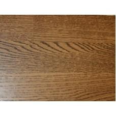Паркетная доска Timberwise коллекция Трехполосная Дуб классик Коньяк брашированный