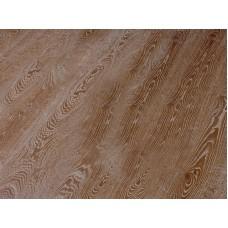 Паркетная доска Timberwise коллекция Трехполосная Дуб классик Коричнево-белый брашированный