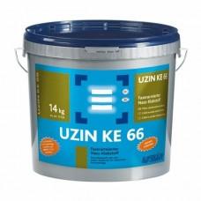 Дисперсионный клей для ПВХ Uzin KE66 14 кг