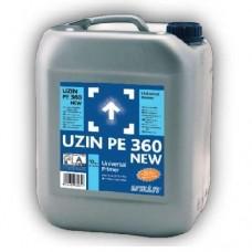 Однокомпонентная дисперсионная грунтовка Uzin PE 360 5 кг