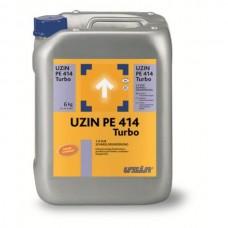 Однокомпонентная полиуретановая грунтовка Uzin PE 414 Bi-Turbo 6 кг