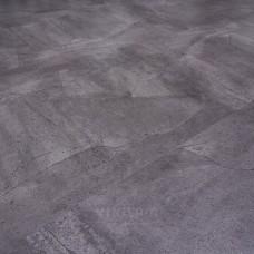 ПВХ плитка VinilAm Цемент коллекция Ceramo Vinilam 61609 замковый тип