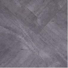 ПВХ плитка VinilAm Серый Бетон коллекция Ceramo Vinilam 61602 замковый тип