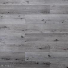 ПВХ плитка для пола VinilAm Дуб Монс коллекция Гибрид+пробка 7 мм 10-065