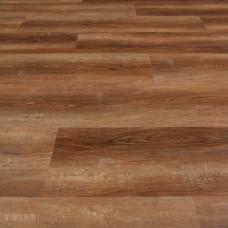 ПВХ плитка для пола VinilAm Дуб Сарагоса 5080 коллекция Гибрид 5,5 мм