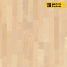 Паркетная доска Weitzer Parkett Bergahorn Клен горный select 18194 ProActive+ Charisma 3-Stab