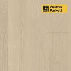 Паркетная доска с поглощающим звук слоем Weitzer Parkett Eiche Kaschmir Дуб кашимир select 28862 ProActive+ WP 2.224