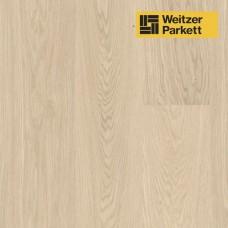 Паркетная доска с поглощающим звук слоем Weitzer Parkett Eiche Pure Дуб пьюре select 28863 ProActive+ WP 2.224