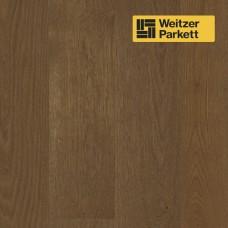 Паркетная доска с поглощающим звук слоем Weitzer Parkett Eiche Havanna Дуб гавана select 29370 ProActive+ WP 2.224