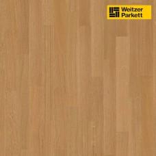 Паркетная доска Weitzer Parkett Eiche Дуб exquisit 15743 ProStrong WP 550