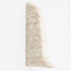 Заглушка левая для напольного плинтуса Wonderful Vinyl Floor 658-6