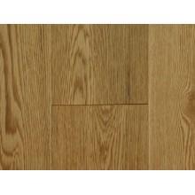 Массивная доска Magestik Floor Дуб натур брашированный (300-1800) х 125 х 18 мм коллекция Classic